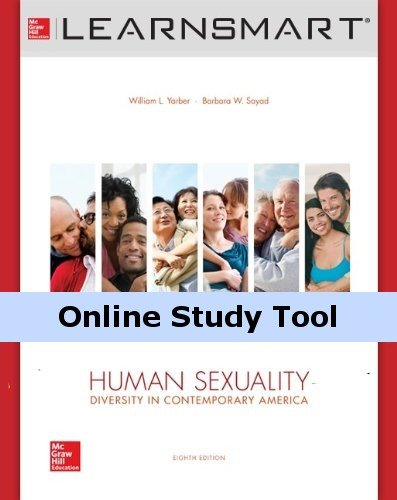 LearnSmart for Human Sexuality: Diversity in Contemporary America