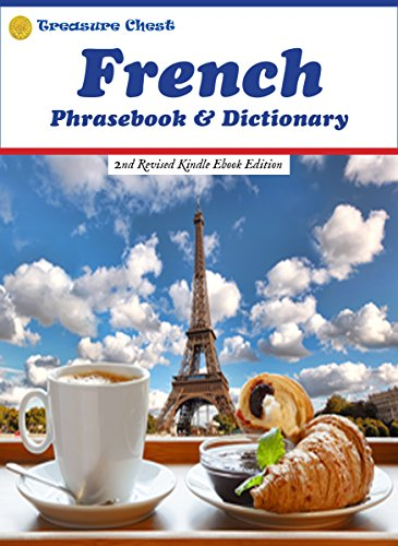 French Phrasebook & Dictionary; 2nd Revised Edition by Mathieu Herman