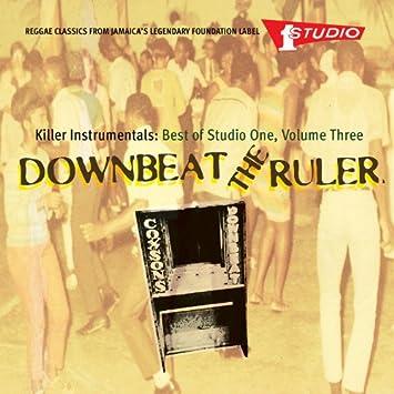 Downbeat the Ruler - Killer Instrumentals - Best of Studio One Vol 3