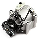 ECCPP AC Compressor and A/C Clutch CO 102541AC Automotive Replacement Compressor Assembly for 2000-2005 Jaguar S-Type,X-Type 00-08,Lincoln LS V6 2.5L 3.0L