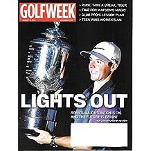 Golfweek Magazine August 15, 2014