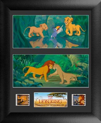 Trend Setters Ltd Lion King S3 Double Film Cell