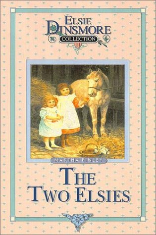 book cover of The Two Elsies