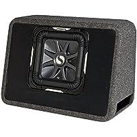NEW KICKER TS10L7 10 1200W Loaded Car Audio Subwoofer Sub + Box L7 Solo Baric