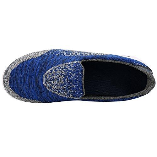 Alexis Leroy Walk Ligero Zapatillas de deporte mujer Azul