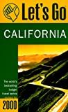 California, Griffin Trade Paperbacks Publishing Staff and Let's Go, Inc. Staff, 0312244533