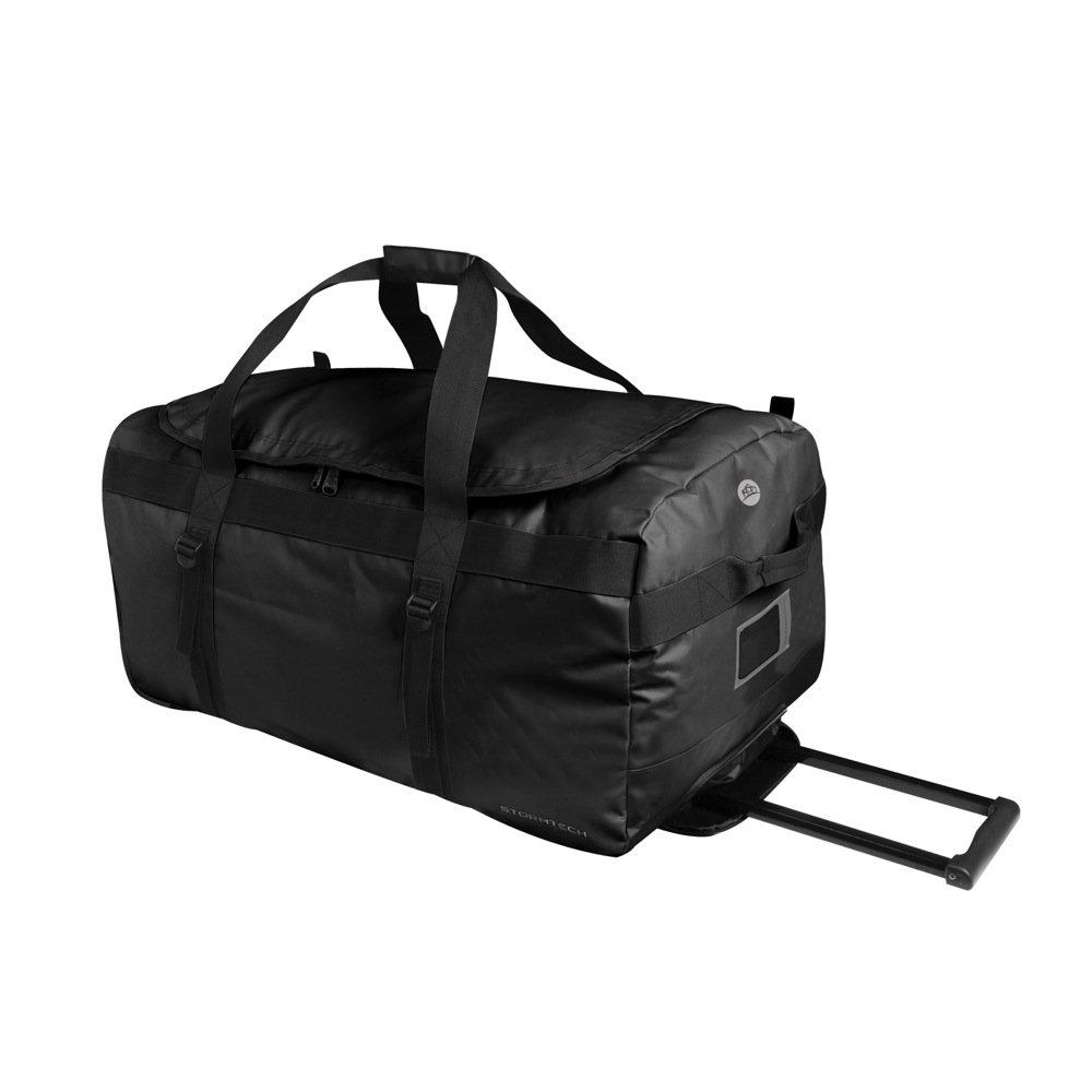 Stormtech Rolling Duffel Bag, Black by Stormtech