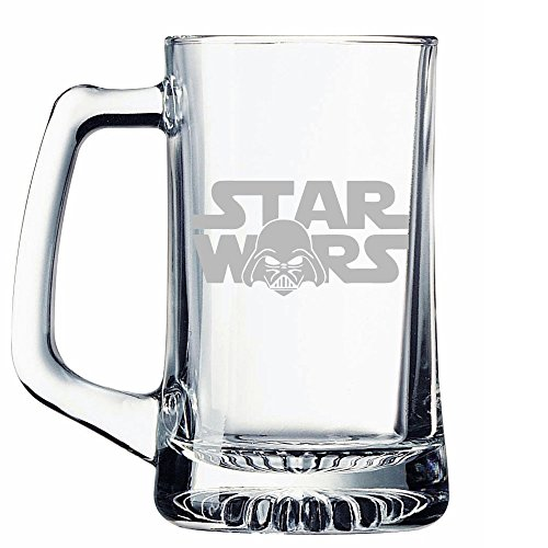 Abby Smith, Star Wars Engraved 15-ounce Beer Mug