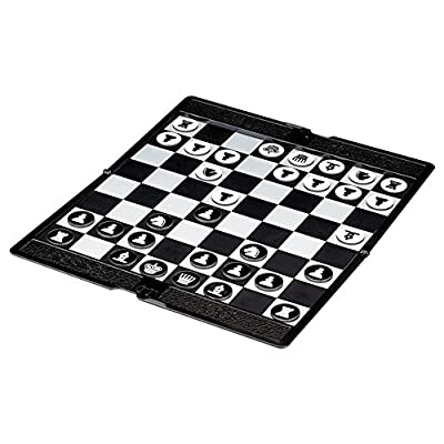 Chess Portable Magnetic Travel Chess Wallet Set Gift Tool Sold by Upinshop