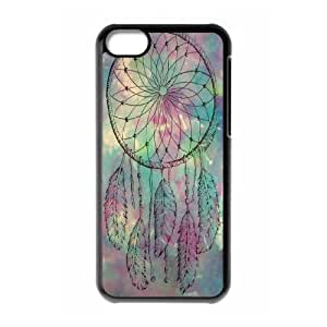MMZ DIY PHONE CASEColorful Dream Catcher ZLB528556 Brand New Case for iphone 4/4s, iphone 4/4s Case