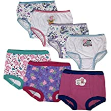 Peppa Pig Baby Toddler Girls' 3pk Training Pants and 4pk Panty