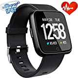 Smart Sport Watch Fitness Tracker for Men Women with Multi Exercise Modes Heart