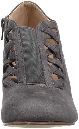 Brinley Co Womens Poppy Pump Grey