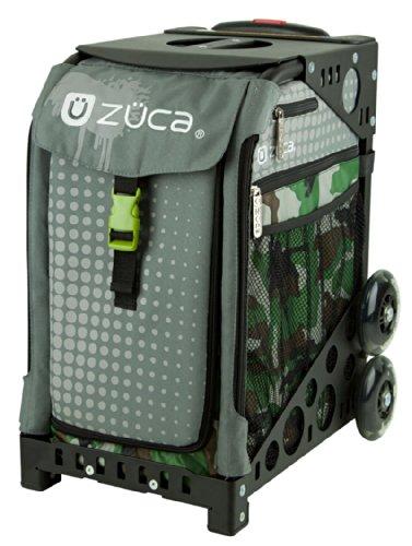 ZUCA Bag Paintball Insert & Black Frame w/ Flashing ()