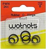 Pearl PWN264 Rubber O Rings (Pack of 6)