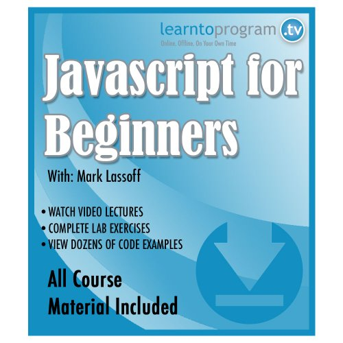Javascript for Beginners for Mac [Download]