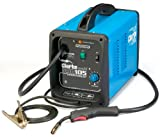 Clarke WE6482 MIG105 105-Amp 120-Volt Fluxcore Wire Feed MIG Welder with Cooling Fan
