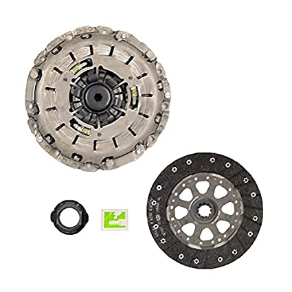 Amazon.com: NEW OEM VALEO CLUTCH KIT FITS BMW 325CI 325I 2.5L 2001-2003 21211223649 52281206: Automotive