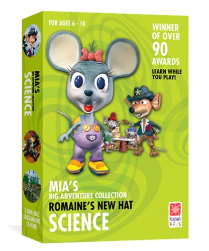 Mia's Science Adventure: Romaine's New Hat by Kutoka US Software