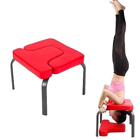 Quan Yoga Soporte de Banco-Yoga inversión Therapie Fitness ...