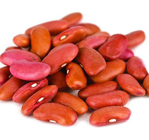 Bulk Light Red Dry Kidney Beans, 50 Lb Case