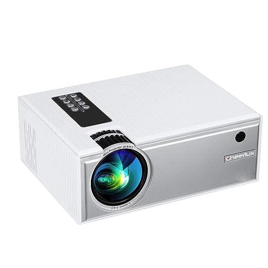 Proyectores led Proyección de Video Compatible Full HD 1080p 2000 ...