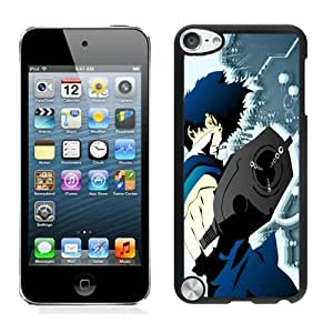 Fashion Custom Designed Spike Vector iPod touch 5 5th Generation Black Phone Case CR-590