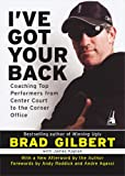 I've Got Your Back, Brad Gilbert and James Kaplan, 1591840953
