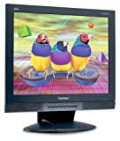"Viewsonic 19"" LCD Monitor (Black)"