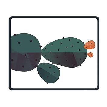 Cactus personalizado Gaming Mouse Pad Escritorio Alfombrilla de ratón (250 x 300 mm): Amazon.es: Oficina y papelería