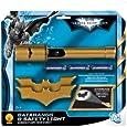 Batman: The Dark Knight Rises: Batarangs and Safety Light (Gold)