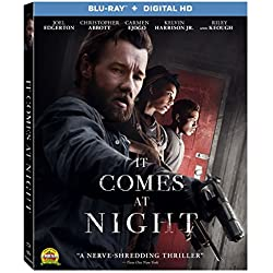 It Comes At Night [Blu-ray]