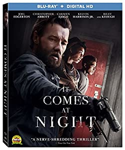 Cover Image for 'It Comes At Night [Blu-ray + Digital HD]'