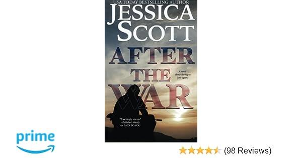 After The War Homefront Volume 2 Jessica Scott 9781942102045