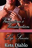 Valentine's Vindication and Lip Service (( Gay Contemporary Romance ))