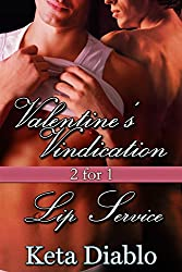 Valentine's Vindication and Lip Service (( Gay Contemporary Romance ))