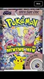 Pokemon - The First Movie : Mewtwo vs. Mew (Mini DVD) Image