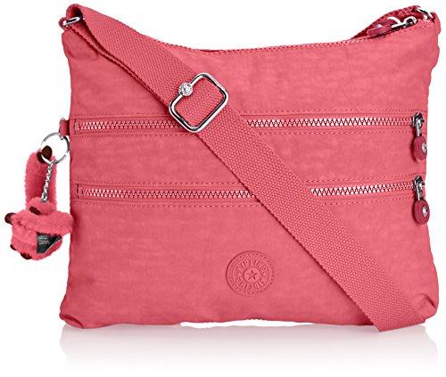 Pink Tracolla City Rosa in Donna Alvar SfqEt a Kipling Borsa d5x0qdZw