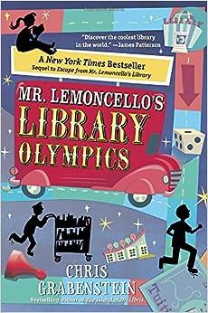 Mr. Lemoncello's Library Olympics