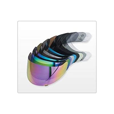 HJC Shield IS-33 Harley Touring Motorcycle Helmet Accessories - Color: Clear: Automotive