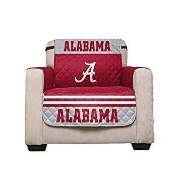 Lovely Reversible Couch Cover   College Team Sofa Slipcover Set / Furniture  Protector   NCAA Officially Licensed