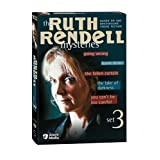 The Ruth Rendell Mysteries - Set 3 by Acorn Media by Jan Sargent, Mary McMurray Bill Hays