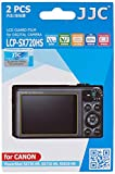 Fotasy LCP-SX720HS LCD Guard Screen Protector & Cleaning Cloth for Canon PowerShot SX720 HS, SX710 HS, SX610 HS,SX620HS