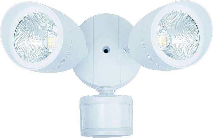LED luz de seguridad con sensor de movimiento 20 W 5000 K naturaled led-fxbfd20