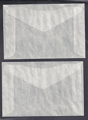 Glassine Envelopes - 1