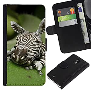 A-type Arte & diseño plástico duro Fundas Cover Cubre Hard Case Cover para iPhone 4 / 4S (Baby Cute Art Sleeping Nature)
