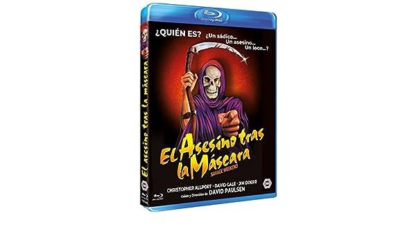 Amazon.com: El Asesino Tras la Máscara BD 1979 Savage Weekend [Blu-ray]: Movies & TV