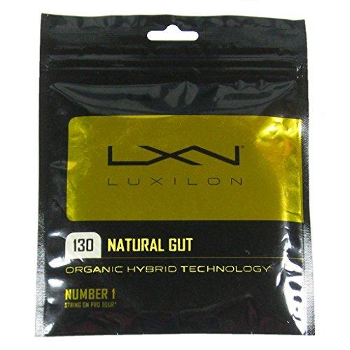 - Luxilon Natural Gut 130 Tennis String