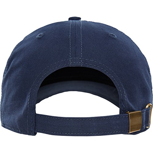 The North Face Casquette de baseball en toile robuste, Color: URBAN NAVY, Size: One Size