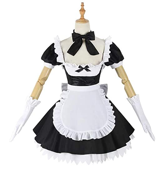 Mujeres Anime Cosplay Maid, Japanese Fate Animation Game Disfraces ...